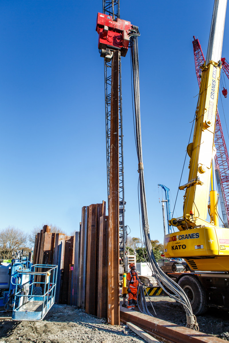 CLL Service & Solutions - Piling